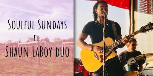Soulful Sundays ft. Shaun LaBoy Duo