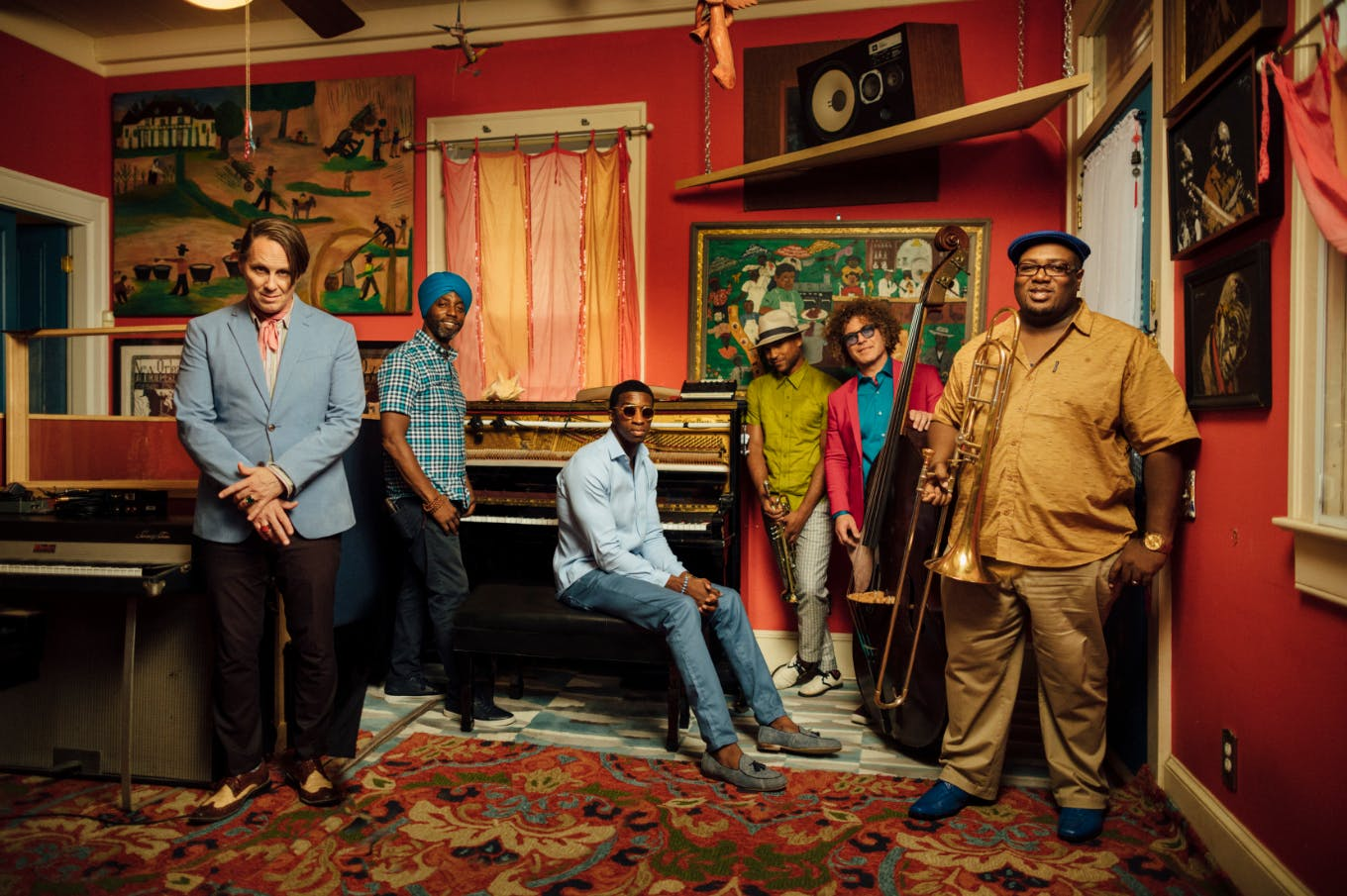"""Preservation Hall Jazz Band presents """"A Tuba to Cuba"""" with Yusa and special guests"""