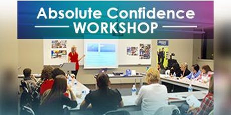 ~*~ Absolute Confidence Workshop For Ladies~*~  tickets