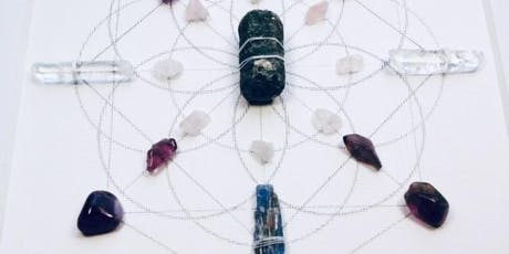 Create a Crystal Mandala tickets
