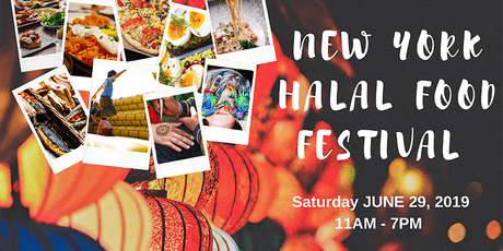 Visit Guidance at the 2019 New York Halal Food Festival tickets