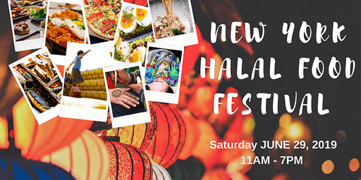 Visit Guidance at the 2019 New York Halal Food Festival