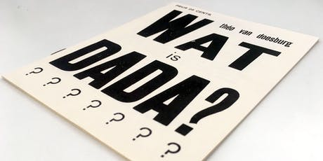 Letterform Archive Salon Series 17: DADA and Surrealism tickets