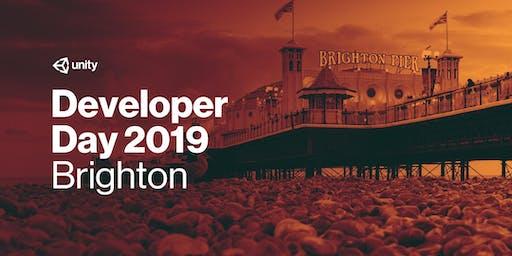 Unity Developer Day: Brighton 2019