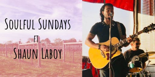 Soulful Sundays ft. Shaun LaBoy
