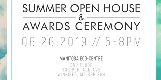 Manitoba Eco-Centre Summer Open House and Awards Ceremony