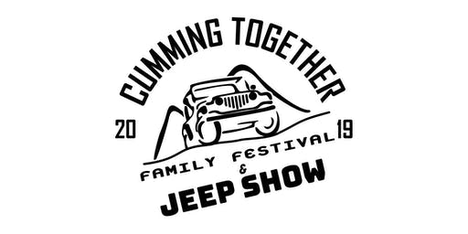 Cumming Together - Family Festival & Jeep Show