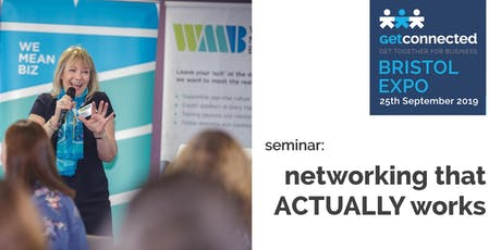 Seminar: Networking that ACTUALLY works tickets