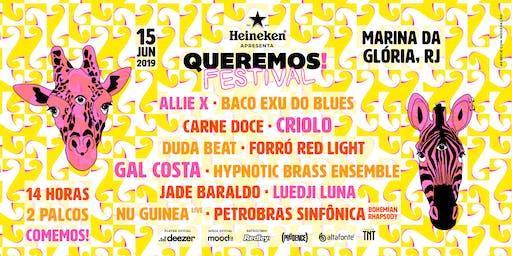 Queremos! Festival 2019