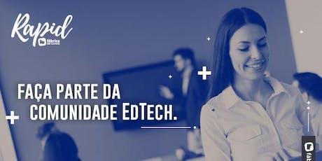SP - Seja um Rapid Partner certificado e atue como facilitador EdTech! ingressos