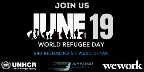 World Refugee Day Gala tickets