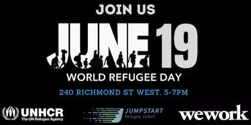 World Refugee Day Gala