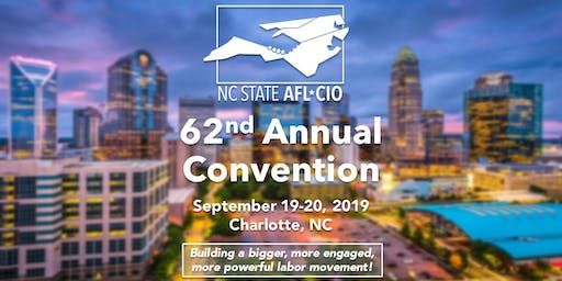 62nd Annual Convention