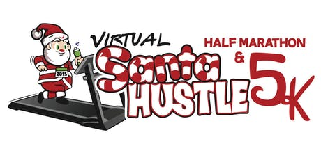 Santa Hustle® Virtual 5K and Half Marathon tickets