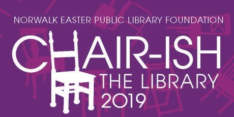 Chair-ish the Library tickets