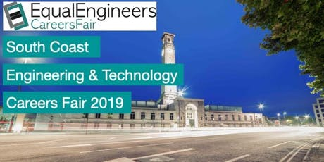 South Coast Engineering & Tech Careers Fair 2019 tickets