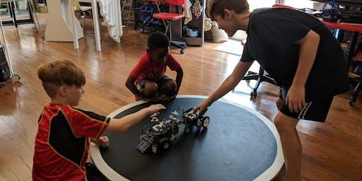 Lego Robotics (Introductory Level) – Sumobots