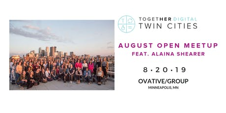 Together Digital Twin Cities August OPEN Meetup tickets