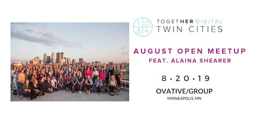 Together Digital Twin Cities August OPEN Meetup