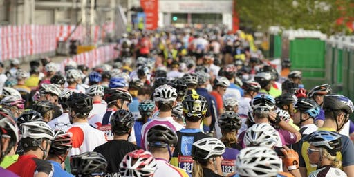 Prudential Ride London 100 training ride July 21st