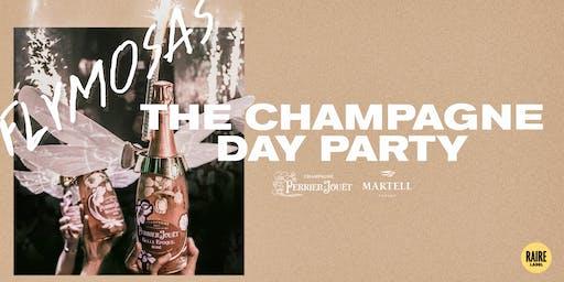 The Champagne Day Party + Carpe Diem (Essence Friday) w/ Karrueche Tran