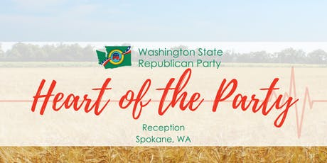 Eastern Washington Heart of the Party Dinner tickets