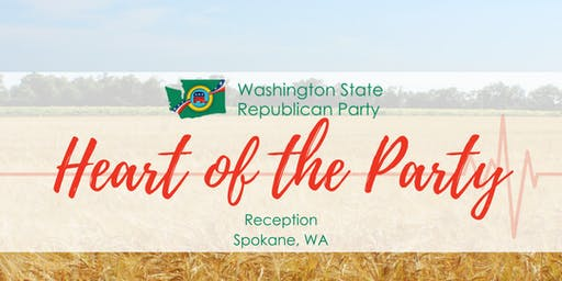 Eastern Washington Heart of the Party Dinner