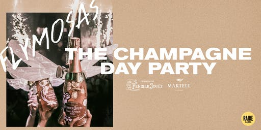 The Champagne Day Party (Saturday) Essence Festival Weekend