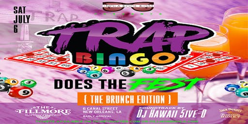 Trap Bingo Does Essence Festival 2019: The Brunch/Day Party Edition