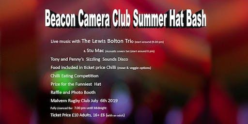 Beacon Camera Club Summer Hat Bash
