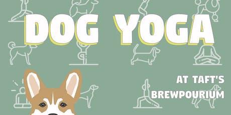 Dog Yoga tickets