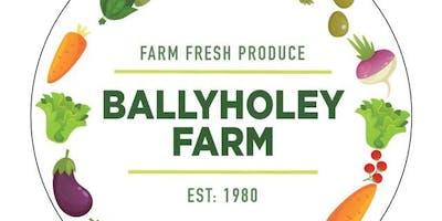 Dig your Dinner @ Ballyholey Farm