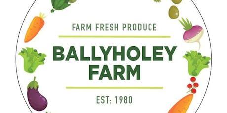 Dig your Dinner @ Ballyholey Farm tickets