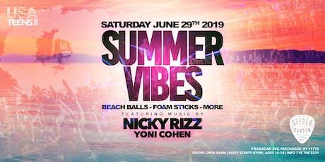 SUMMER VIBES - SUFFOLK, NY | 6.29.19 tickets