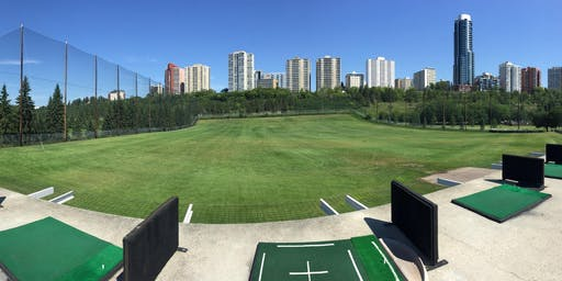 NAIOP DL's at the Victoria Driving Range