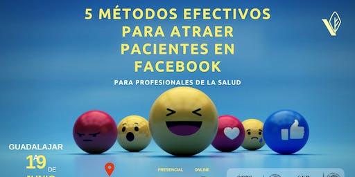 5 metodos efectivos para atraer pacientes en facebook