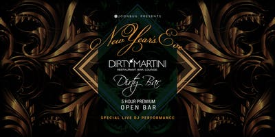 Lindypromo.com Presents Dirty Bar & Dirty Martini New Year Eve Party 2020