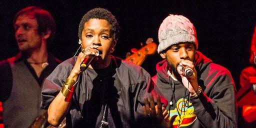 AfroBashment ft Zongo Sound System +more Levitt Pavilion Los Angeles (FREE)