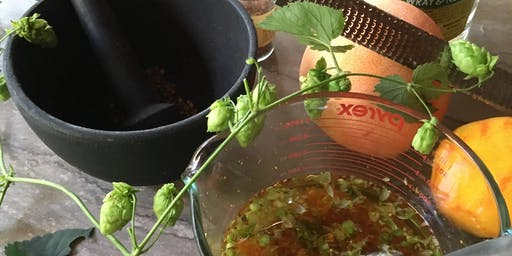 Culinary Herbal Exploration Series with Susan Belsinger