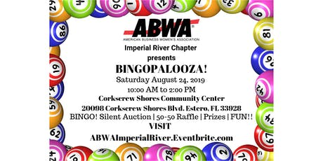 BINGOPALOOZA! Bling, Booze, Bags, Bingo, and Brunch  tickets