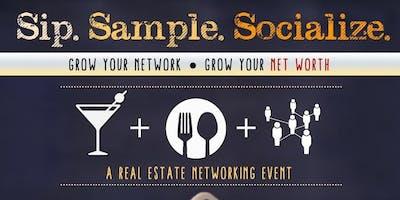 Sip Sample Socialize