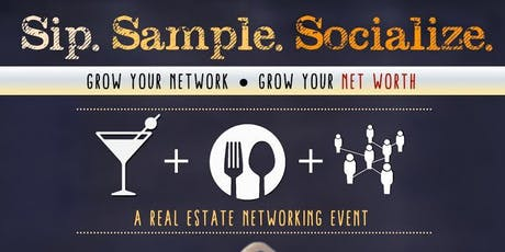 Sip Sample Socialize tickets