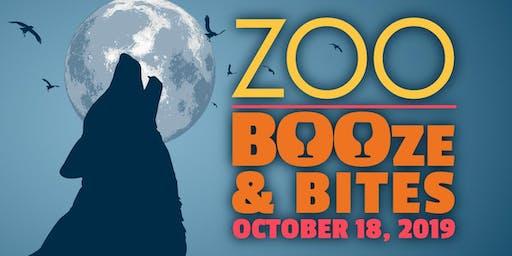 Zoo BOOze & Bites 2019
