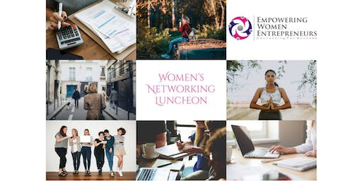 EWE Power Networking and Lunch with Guest Speaker Stacey Berger