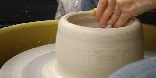 Beginning/Intermediate Pottery