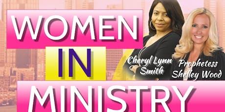 Women In Ministry Empowerment Workshop tickets