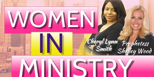 Women In Ministry Empowerment Workshop
