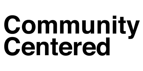 CommunityCentered Conference tickets
