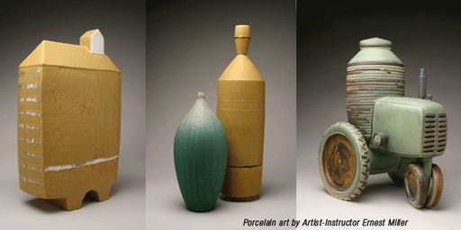 Clay: Form and Surface