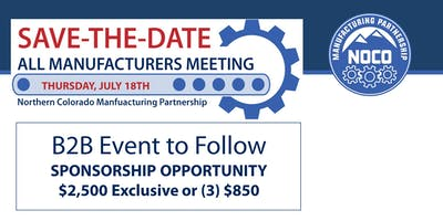 NOCO All Manufacturers Meeting July
